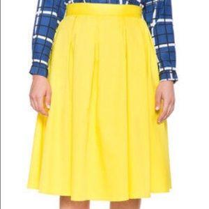 Brighten Your Life ELOQUII Midi Skirt